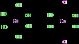 Dicopper chloride trihydroxide - Figure 4.  Cu coordination and bonding in clinoatacamite