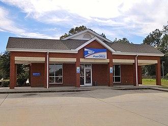 Clio, Alabama - Image: Clio Alabama Post Office 36017
