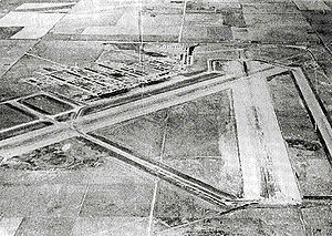 Cannon Air Force Base - Clovis Army Airfield – 1943.