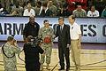 Coaches ESPN Armed Forces Classic NCAA Men's Basketball - U.S. Army Garrison Humphreys, South Korea - 9 Nov. 2013.jpg