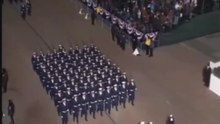 File:Coast Guard Band at inaugural.ogv