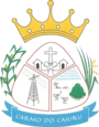 Coat of Arms of Carmo do Cajuru - MG - Brazil.png