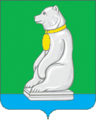 Coat of Arms of Misheron (Shatura Region).png