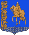Coat of Arms of Okkervil (municipality in St Petersburg).png