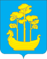 Coat of Arms of Sosnovoborsky rayon (Penza oblast).png