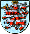 Coat of arms of Hessen (1905).png