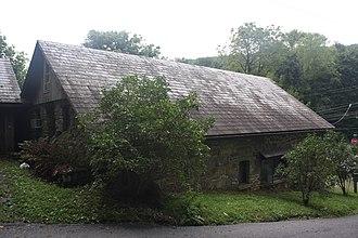 Williams Township, Northampton County, Pennsylvania - Coffeetown Grist Mill