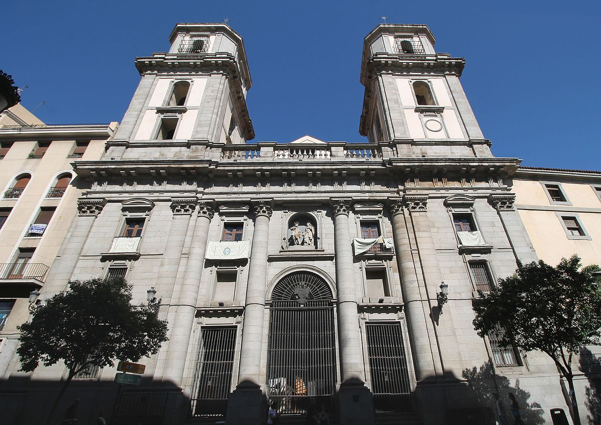 Colegiata de san isidro wikipedia la enciclopedia libre - Arquitectos en espana ...