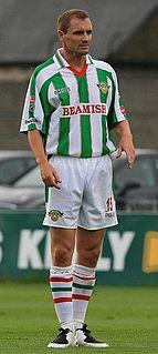 Colin Healy Irish footballer