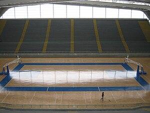 2016 FIFA Futsal World Cup - Image: Coliseo de Baloncesto Ivan de Bedout (3)