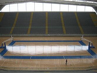 1982 FIBA World Championship - Image: Coliseo de Baloncesto Ivan de Bedout (3)