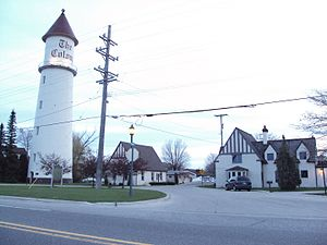 National Register of Historic Places listings in St. Clair County, Michigan - Image: Colony Tower Complex