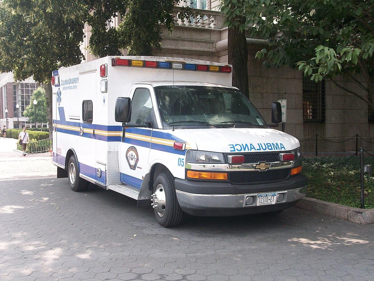Ambulance Wikip 233 Dia
