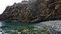 Columnar-jointed Lava on Porto Santo island Madeira - Panoramio 66225306.jpg