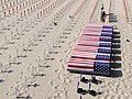 Commemoration of US Soldiers Killed in Iraq and Afghanistan - Santa Monica Beach - Santa Monica, CA - USA - 01 (6787840558).jpg
