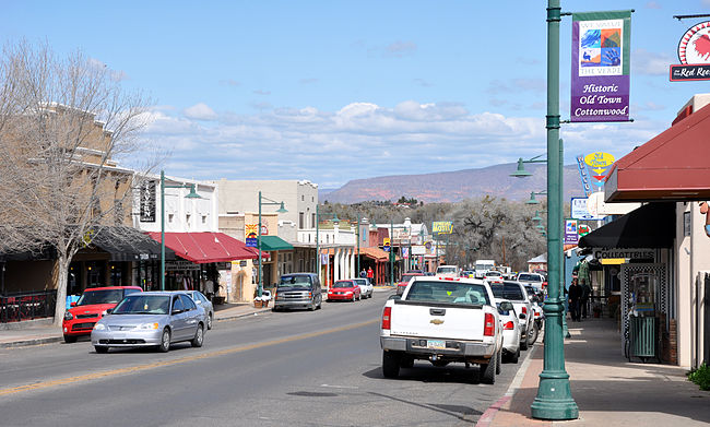 Commercial Historic District (Cottonwood, Arizona)