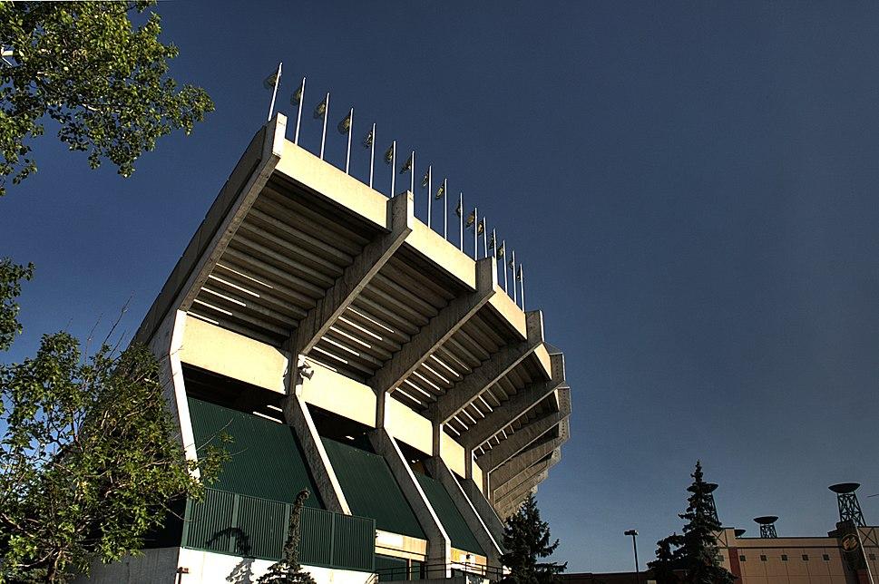 Commonwealth Stadium Edmonton Alberta Canada 01A