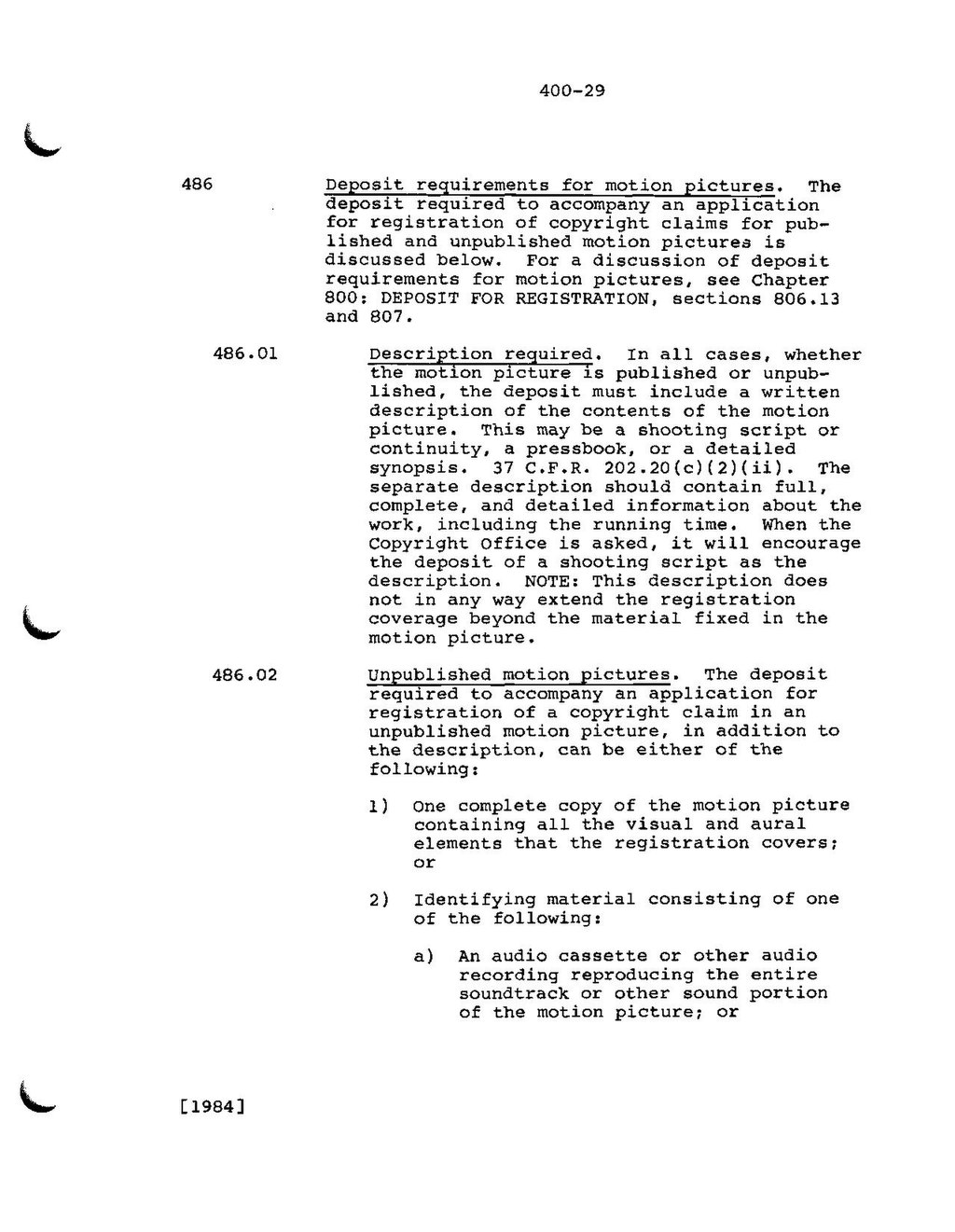 Page:Compendium of US Copyright Office Practices, II (1984) pdf/105