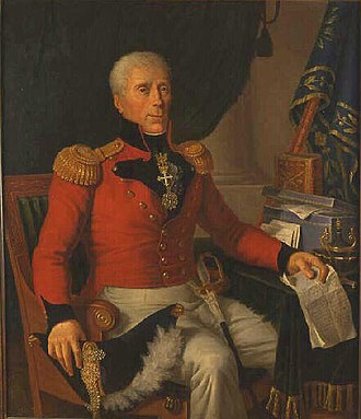 Benoît de Boigne - Portrait of Benoît de Boigne