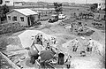 Concrete Roofing In Progress - Science City Site Office - Dhapa - Calcutta 1993-October 707.JPG