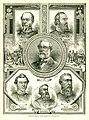 Confederate generals Lee, Johnston, Jackson, Bragg, Longstreet, Hood (8750622487).jpg