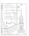 Congregational Church, Highland Drive, Brecksville, Cuyahoga County, OH HABS OHIO,18-BRECK,1- (sheet 3 of 3).png