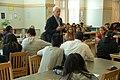 Congressman Miller visits Pittsburg High School (6266504678).jpg