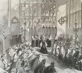 Anglican Bishop of Nottingham
