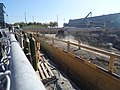 Construction vehicle north of Queen's Quay, 2015 09 23 (2).JPG - panoramio.jpg