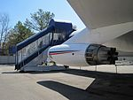Convair 880 Lisa Marie Graceland Memphis TN 2013-04-01 030.jpg