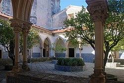 Convento Cristo December 2008-1