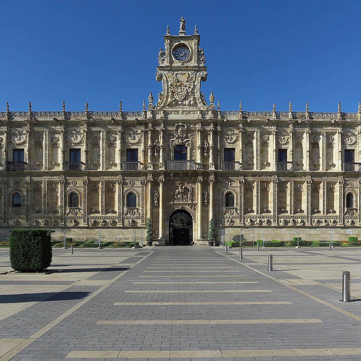 Convento de San Marcos (León) - Wikipedia, la enciclopedia libre