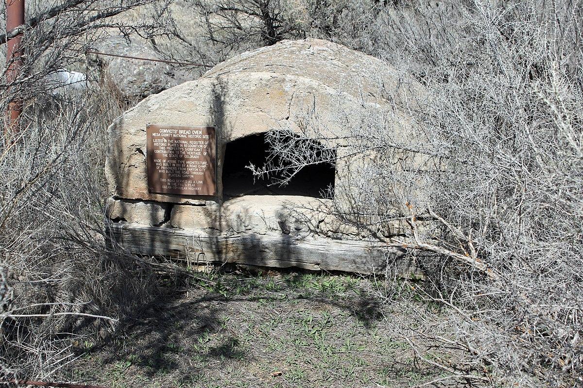 Convicts Bread Oven Wikipedia