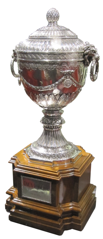 Latin Cup - The trophy awarded to champions