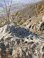 Coppelle preistoriche sopra Castello di Quart.JPG