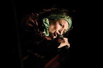 Corin Curschellas - Corin Curschellas in concert with the group «eCHo».