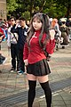 Cosplayer of Rin Tohsaka, Fate-stay night at CWT39 20150228.jpg