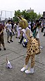 Cosplayer of Serval, Kemono Friends at CWT49 20180812e.jpg
