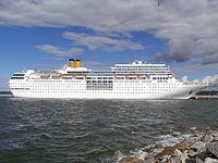 Costa neoromantica starboard side tallinn 20 july 2013 jpg for Costa neoriviera wikipedia