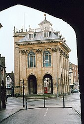 Abingdon County Hall Museum Wikipedia