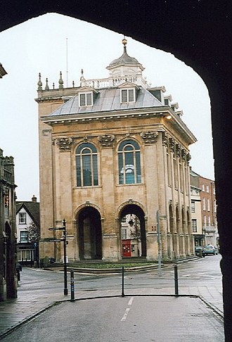 Abingdon County Hall Museum - Alternative view.