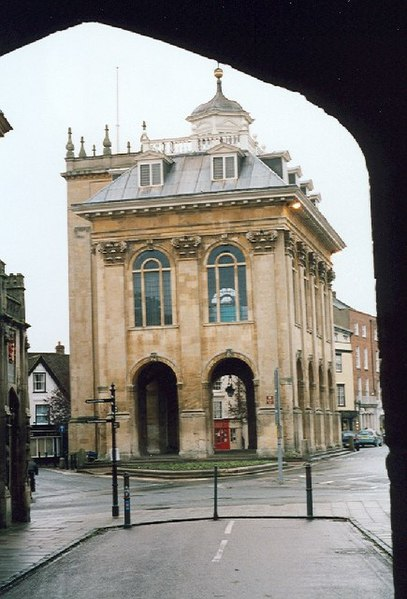 File county hall abingdon oxfordshire geograph org uk