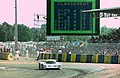 Courage C32LM - Alain Ferte, Henri Pescarolo & Franck Lagorce exits Ford Chicane at the 1994 Le Mans (31933537376).jpg