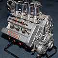 Coventry Climax FWMV 1.5l engine front Coventry Transport Museum.jpg