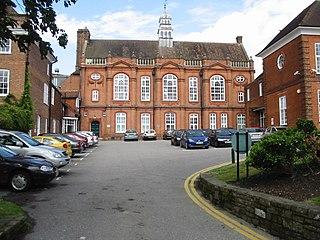 Cranbrook School, Kent Grammar school in Cranbrook, Kent, England