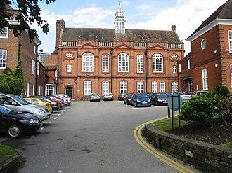 Cranbrook School, Kent - Cranbrook School