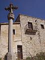 Creu del Castell de Subirats y Santuari de la Font Santa.jpg