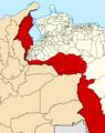 Crisis Colombia-Venezuela septiembre 2015.png