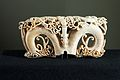 Crosier head, 1050-1100, walrus ivory, exh. Benedictines NG Prague, 150722.jpg