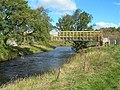 Crossing The River Ayr - geograph.org.uk - 569663.jpg